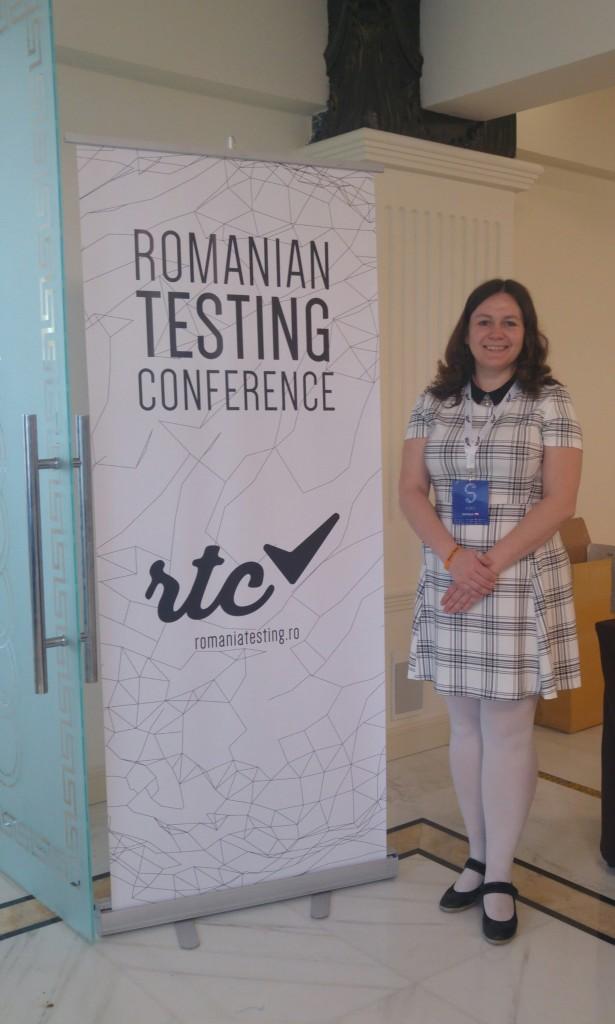 Kamila Mrozek at RTC2017